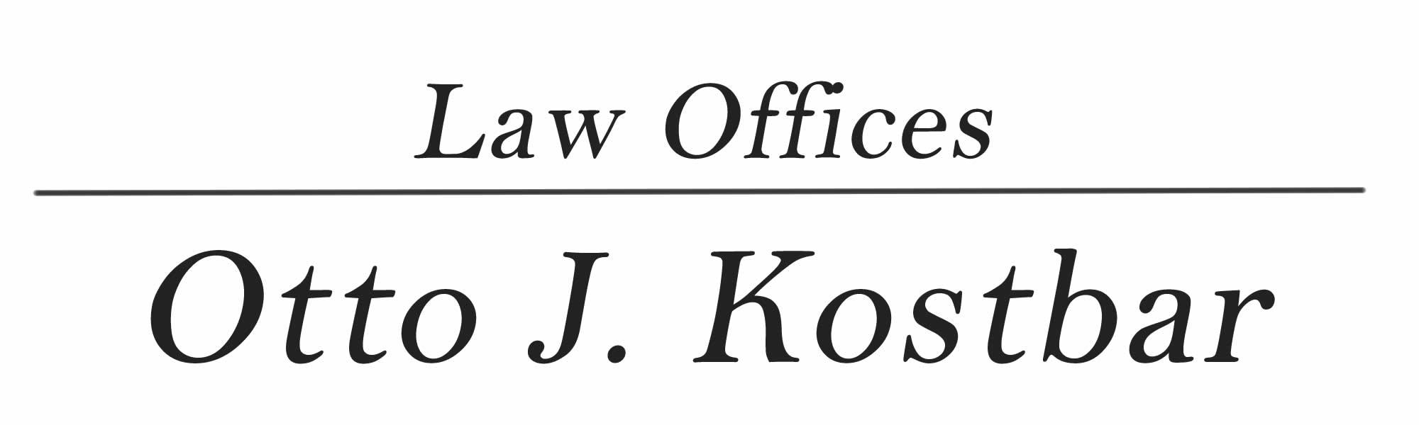 Otto J. Kostbar Logo
